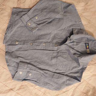 camisa niño 110cm