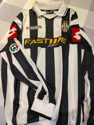 Camiseta DEL PIERO match worn