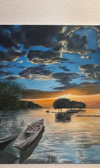 paisajes y oleos