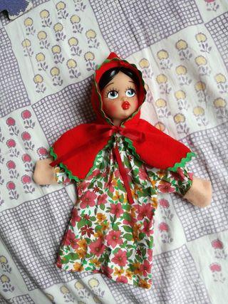 Marioneta Txanogorritxu.