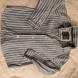 camisa Zara niño 3-4 años 104 cm