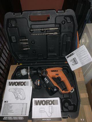Taladro Batería Worx H3 de 12V