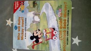 Libros Disney Ingles Castellano