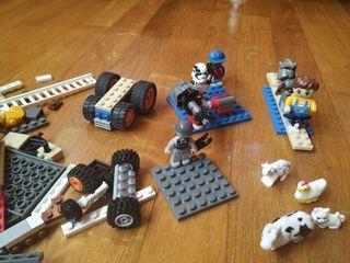 Mix De Piezas De Lego.