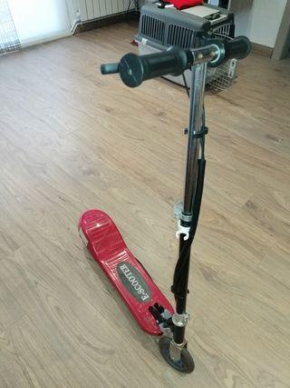 patinete electrónico escooter
