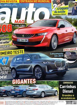 AITP MAG. PEUGEOT 508. BMW X7. OPEL ASTRA. RENAULT