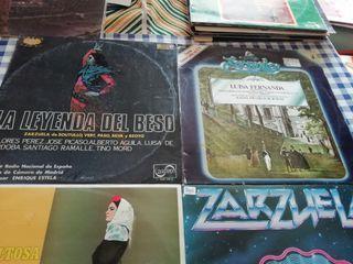 4 LP Vinilo, Zarzuela 6 €