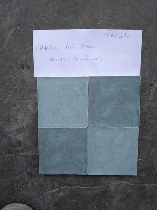 azulejo porcelanico atelier verd d'eau