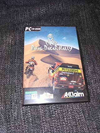 juego Paris Dakar rally pc