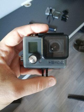 Vendo GoPro HERO+ con pantalla LCD táctil