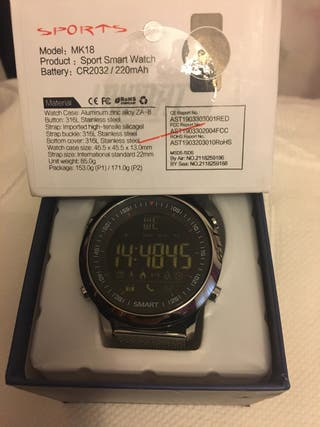 Reloj Spor smart watch