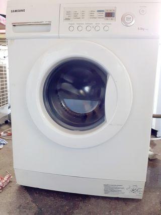 lavadora Samsung 6 kilos 1000reboluciones
