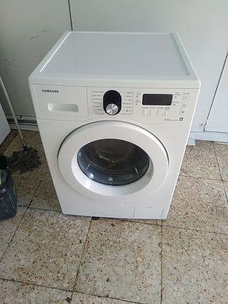 Lavadora seminueva Samsung 8 kilos