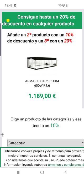 armario (dark room)