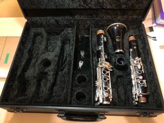 Clarinete en LA Leblanc Opus