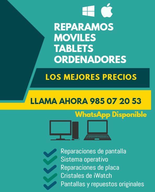 Repara tu iPhone desde 39 euros en 1 hora