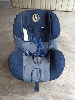 silla coche niño,a