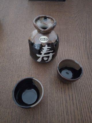 Tazas de sake