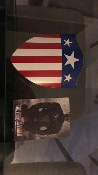 Escudo capitán america