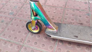 patin profesional scooter