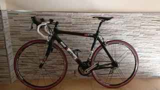bicicletera de carbono