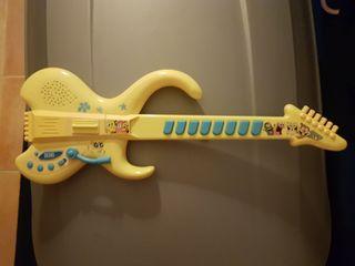 Bob Esponja guitarra