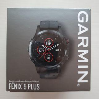 GARMIN FÉNIX 5 PLUS Sapphire Edition