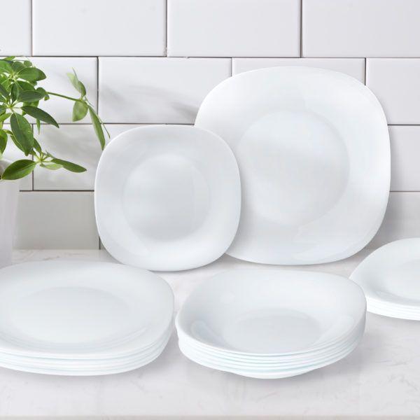 Vajilla tipo cartuja sevilla, platos, completa