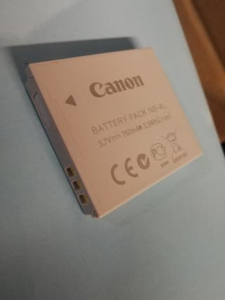 Batería Canon Ixus NB-4L