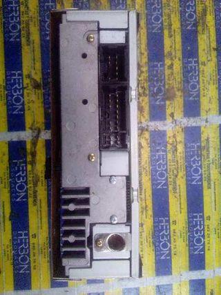 206624 Sistema audio / radio cd NISSAN