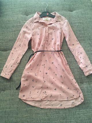 Vestido niña 8 - 9 años