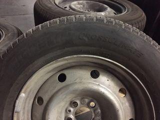 Llanta con neumático 205/65/15