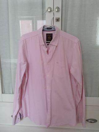 Camisa Oxford de hombre