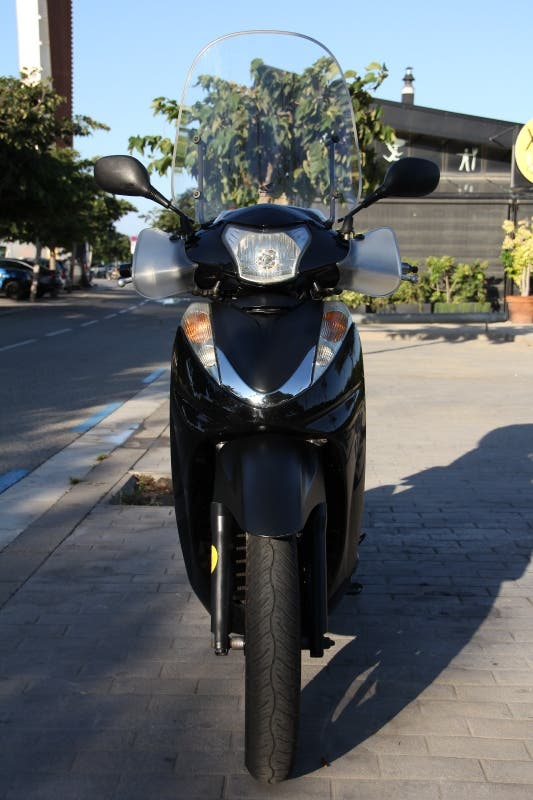 Honda Sh300i TOP BOX BLACK