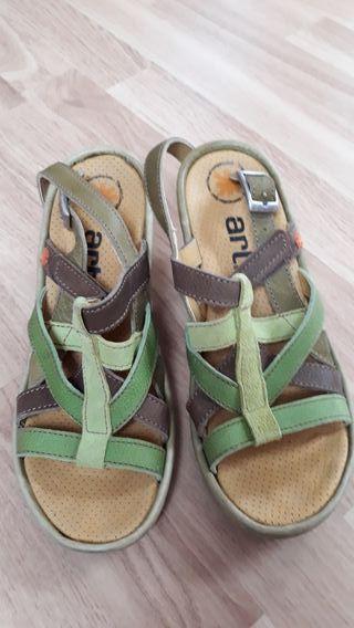 sandalias marca art talla 36