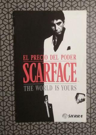 Manual ps2 Scarface