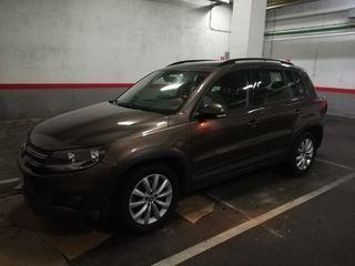 Volkswagen Tiguan TDI 110cv 2014