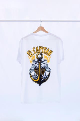 Camiseta El Capitán