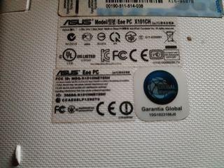 Ordenador portatil Asus X101CH