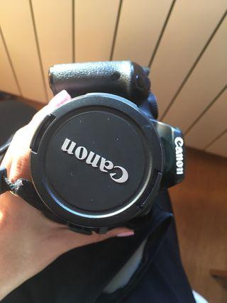Canon eos 450 D / cámara réflex digital fotografia