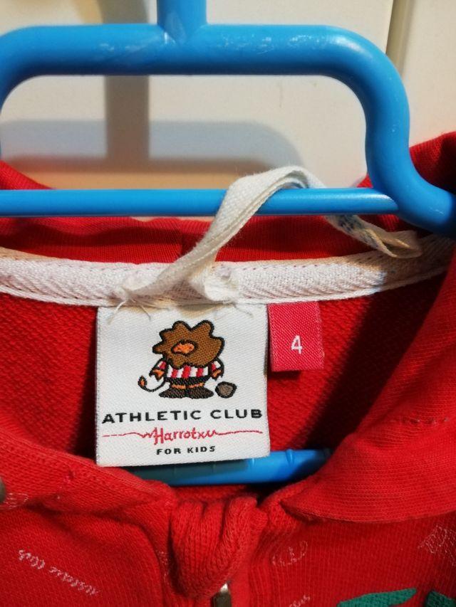 Sudadera Athletic 4 años