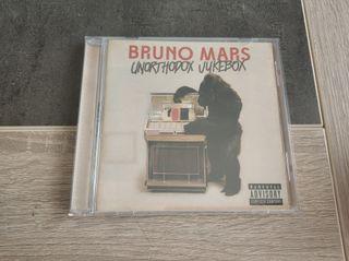 BRUNO MARS CD UNORTHODOX JUKEBOX