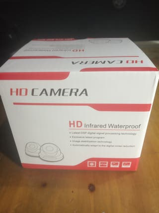cámara domo ip
