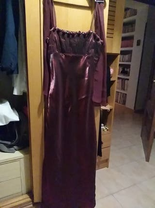 precioso vestido largo