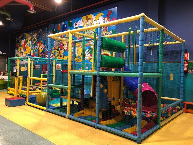 Parque infantil o Txiki Park 0-3 años