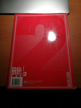 Libro de Matemáticas SM