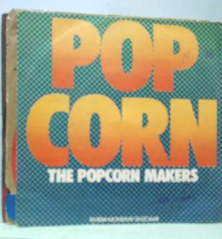 single vinilo pop corn