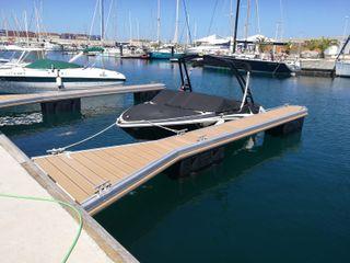 barco de motor. GLASTRON GT 185