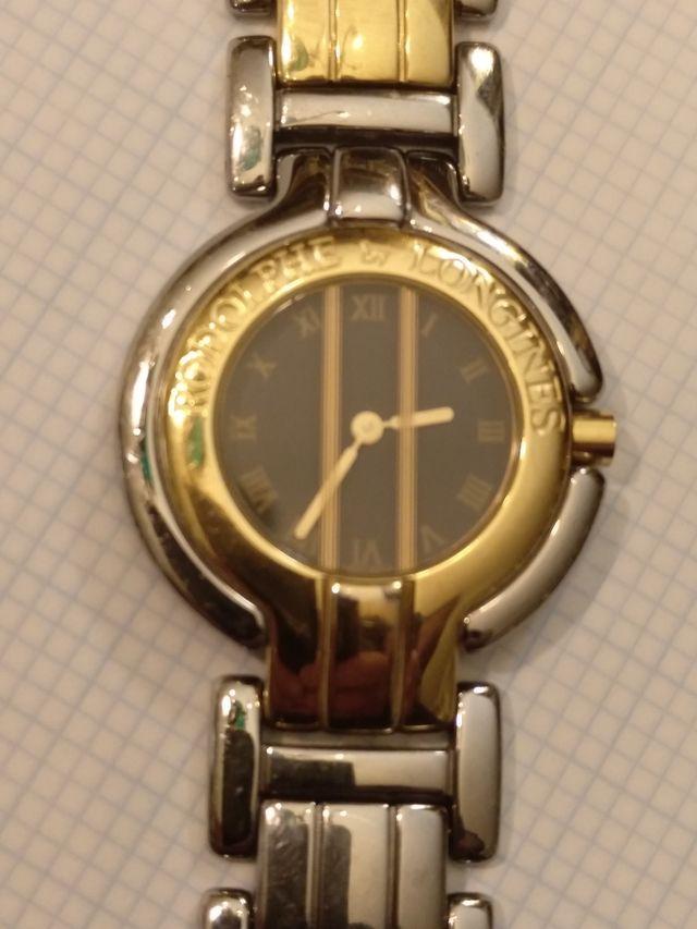 reloj longines rodolphe.años 80