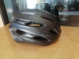 Casco Negro talla M BELL ciclismo bicicleta